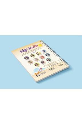 Gaga Yayınları Bilgi Avcısı Okulöncesi Etkinlik Kitabı / Dikkat, Kodlama, Scamper, Müzikli Sayfalar 3