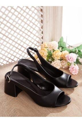 ayakkabıhavuzu Kadın  Topuklu Ayakkabı 1