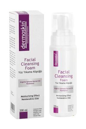 Dermoskin Facial Cleansing Foam Yüz Yıkama Köpüğü 200 Ml 2'li Avantaj Paket 1