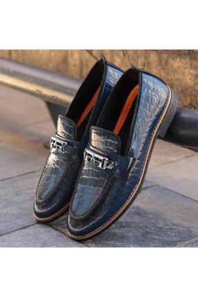 CORCİK Klasik Ayakkabı Lacivert 2
