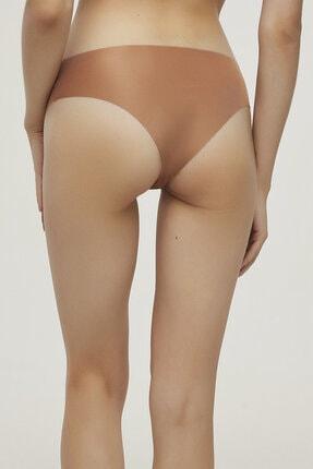 Penti Açık Kahverengi Nude Colors Slip Cover Külot 2