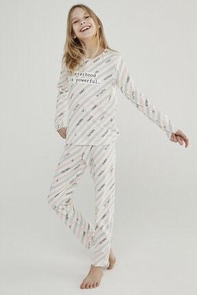 Penti Çok Renkli Teen Sısterhood 2li Pijama Takımı 0