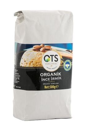 OTS Organik Ince Irmik, 500gr 0
