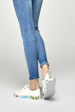 Lumberjack VELLA Beyaz Kadın Ayakkabı 100302899 1