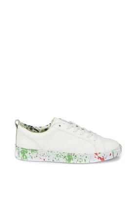 Lumberjack VELLA Beyaz Kadın Ayakkabı 100302899 3