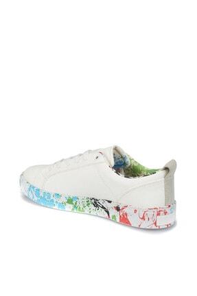 Lumberjack VELLA Beyaz Kadın Ayakkabı 100302899 4