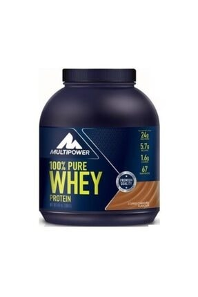Multipower %100 Pure Whey Protein 2000 G -kahve-karamel 4006643696323 0