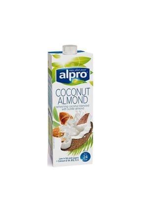 Alpro Hindistan Cevizi & Badem Sütü 1 Lt 0