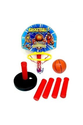 GÜÇLÜ Ayaklı Basketbol Potası 167 Cm 2
