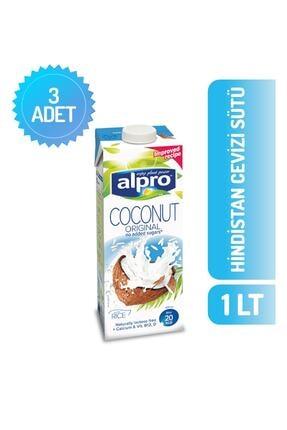 Alpro Hindistan Cevizi Sütü 1 Lt X 3 Adet 0