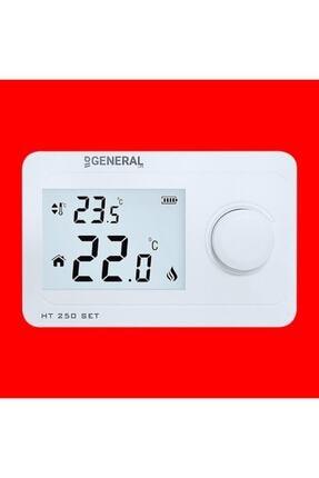 GENERAL Ht 250 Set ''yeni Tasarım'' Kablosuz Oda Termostatı 1