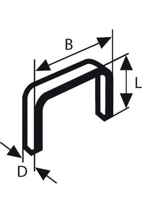 Bosch Zımba Teli Tip 53 11,4*0,74*10 Mm 0