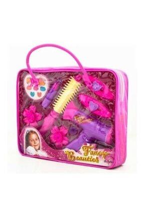 OKTOYS Makyaj Seti Çantalı Kız Çocuk Oyuncakları 1