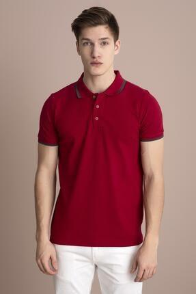 Tena Moda Erkek M.kırmızı Polo Yaka Tişört 1