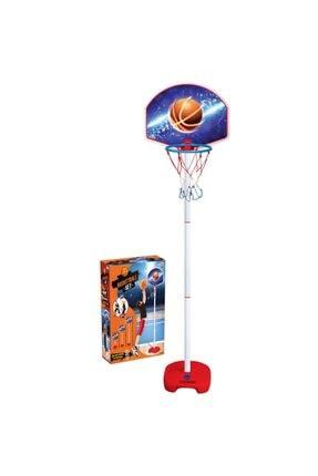 Bruder 03407 Ayaklı Basket Potası 0