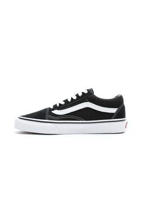 Vans Old Skool Unisex Siyah Sneaker 4