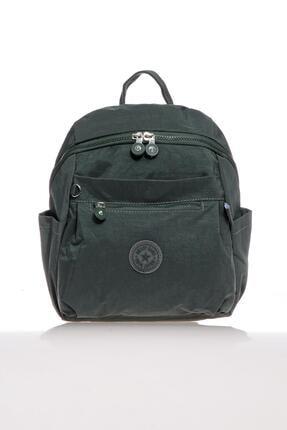 Smart Bags Kadın Sırt Çantası Orta Boy 1246 05 Haki 0