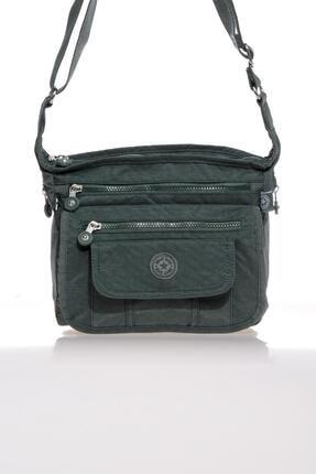 Smart Bags Smb3005-0005 Haki Kadın Çapraz Çanta 0