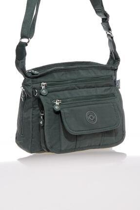 Smart Bags Smb3005-0005 Haki Kadın Çapraz Çanta 1