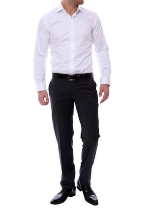 Efor P 888 Slim Fit Antrasit Klasik Pantolon 0