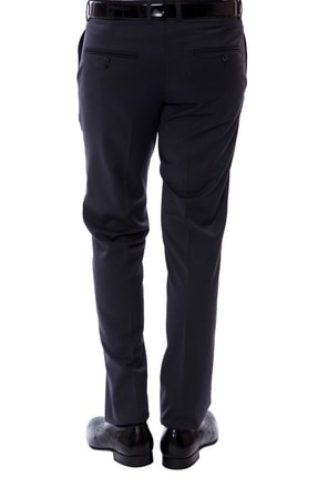 Efor P 888 Slim Fit Antrasit Klasik Pantolon 3