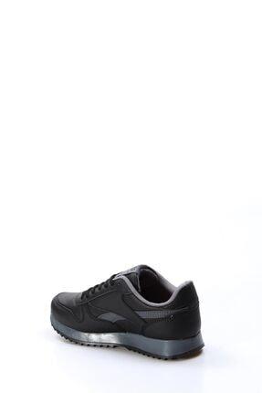 Fast Step Siyah File Kadın Sneaker Ayakkabı 865za5010 1