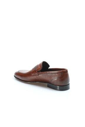 Fast Step Hakiki Deri Kösele Taba Erkek Klasik Ayakkabı 932ma301 1