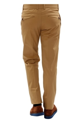 Efor P 905 Slim Fit Taba Spor Pantolon 3