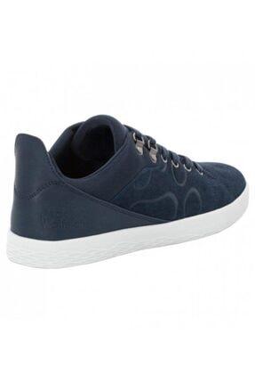 Jack Wolfskin Auckland Low Erkek Ayakkabısı - 4032491-1010 2