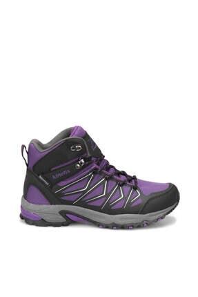Kinetix Mor Siyah Kadın Outdoor Ayakkabı 0