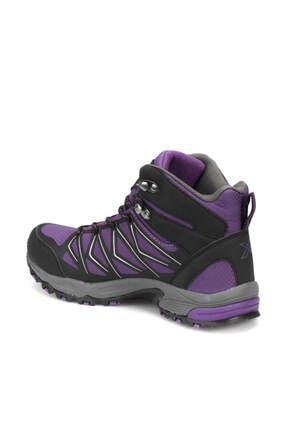 Kinetix Mor Siyah Kadın Outdoor Ayakkabı 1