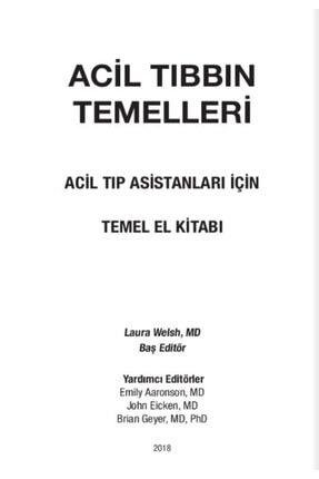 Anadolu Nobel Tıp Kitabevleri Acil Tıbbın Temelleri 1