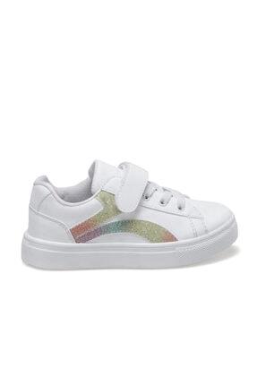 SEVENTEEN Gızo Beyaz Kız Çocuk Sneaker 1