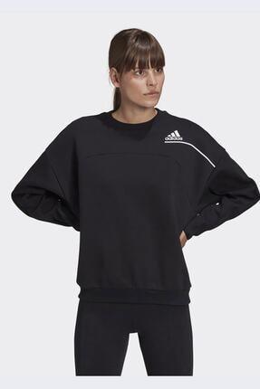 adidas Kadın Günlük Giyim Sweatshirt W Zne Crew Gm3291 0