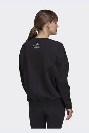 adidas Kadın Günlük Giyim Sweatshirt W Zne Crew Gm3291 2