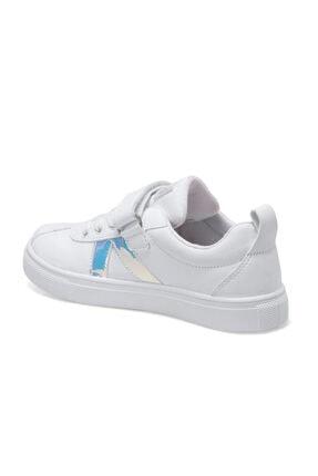 Icool VERDE Beyaz Kız Çocuk Sneaker Ayakkabı 100515487 2