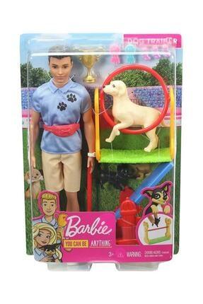 Barbie Ken Ve Meslekleri Oyun Setleri Gjm32-gjm34 1