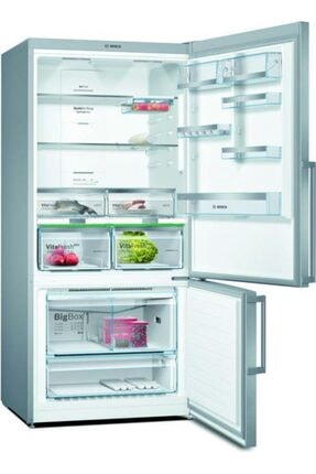 Bosch KGN86AIF0N Kombi No Frost Buzdolabı 1