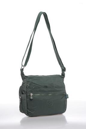 Smart Bags Smbk1056-0005 Haki Kadın Çapraz Çanta 1