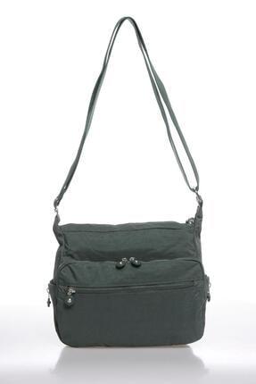 Smart Bags Smbk1056-0005 Haki Kadın Çapraz Çanta 2