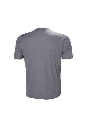 Helly Hansen Hp Circumnavigation Erkek T-shirt Gri 3