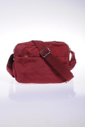 Smart Bags Smb1172-0021 Bordo Kadın Çapraz Çanta 2