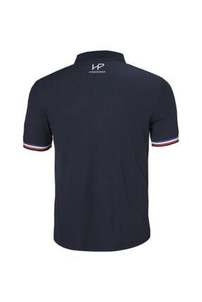 Helly Hansen Hp Code Zero Erkek Polo T-shirt Lacivert 1