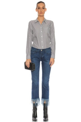 3X1 Mavi Jean Pantolon 1