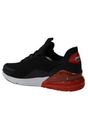 Wickers 2349 Siyah-kırmızı Anatomik (40-44) Erkek Spor Ayakkabı 2