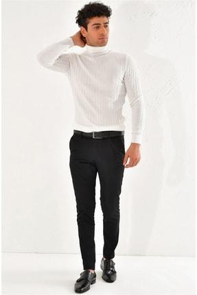 Efor P 1070 Skınny Siyah Spor Pantolon 2