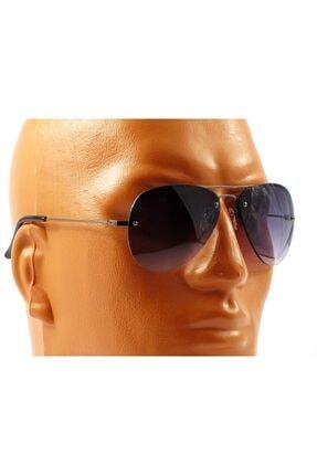 Paco Loren Paco Loren Erkek Güneş Gözlüğü Çerçevesiz Damla Siyah Pl1043s 4