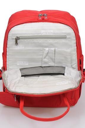 Smart Bags Kırmızı Kadın Sırt Çantası Smb1220 3