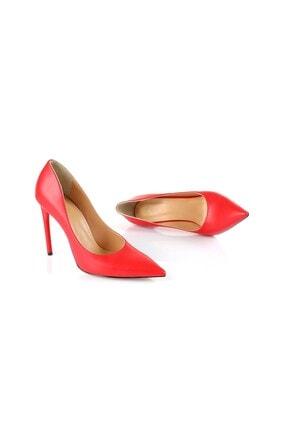 Oblavion Elisa Kırmızı Stiletto 3