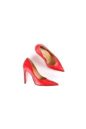 Oblavion Elisa Kırmızı Stiletto 4